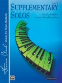 Supplementary Solos Lev 2
