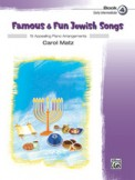 Famous & Fun Jewish Songs Book 4