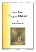 Jesus Lives Sing An Alleluia