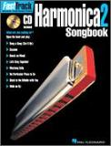 Fast Track Harmonica 2 Songbook (Bk/Cd)