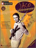 Jazz Play Along V116 Jaco Pastorius