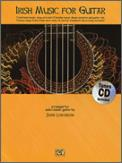 Irish Music For Guitar (Bk/Cd)