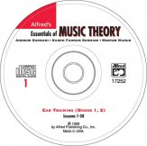 Essentials of Music Theory-CD 1 (Bk1&2)
