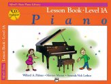 Lesson Book Lev 1a (Bk/Cd)