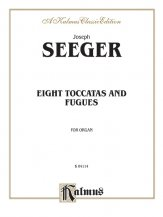 Eight Toccatas and Fugues