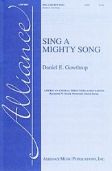 Sing A Mighty Song