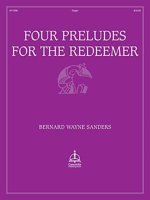 FOUR PRELUDES THE REDEEMER