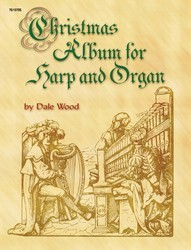 CHRISTMAS ALBUM HARP AND ORGAN