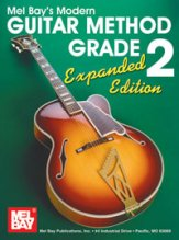 Modern Guitar Method Grade 2 Expanded