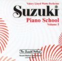 Suzuki Piano School 5 CD Lloyd-Watts
