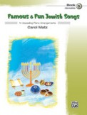 Famous & Fun Jewish Songs Book 5