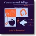 Conversational Solfege Lev 1 (Cd)