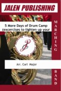 5 More Days of Drum Camp