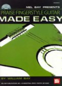 Praise Fingerstyle Guitar Made Easy (Bk /