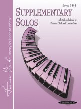 Supplementary Solos Lev 3 & 4