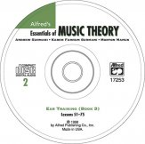 Essentials of Music Theory-CD 2 (Bk 3)