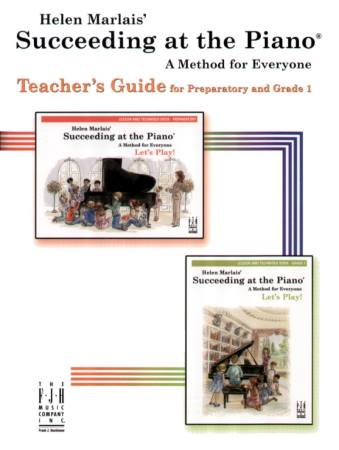 Succeeding At The Piano Teacher's Guide