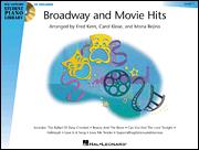Broadway and Movie Hits Lev 1 (Bk/Cd)