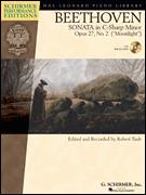 Sonata In C# Minor Op 27 #2 (Bk/Cd)