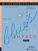 Discover Blues Improvisation (Book Only)