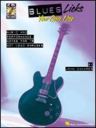 Blues Licks You Can Use (Bk/Cd)