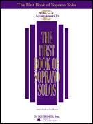 FIRST BOOK OF SOPRANO SOLOS, THE
