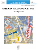 American Folk Song Portrait