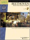 Selected Piano Works (Bk/Cd)