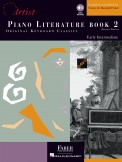 Developing Artist Piano Lit Bk 2 (Bk/Cd)