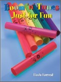 Boom ' N' Tunes: Just For Fun (Bk/Cd)
