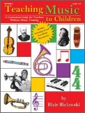 Teaching Music To Children (Bk/Cd)