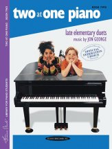 Two At One Piano Bk 2