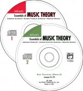 Essentials of Music Theory-Cds 1&2-Comp