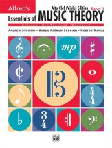 Essentials of Music Theory-Viola #1