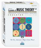 Essentials of Music Theory-10 Pack Comp
