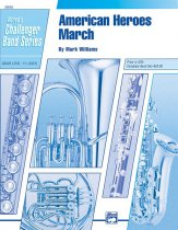 American Heroes March: B-flat Bass Clarinet