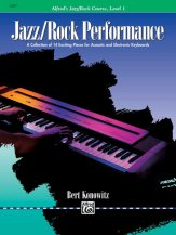 Jazz/Rock Performance Lev 1