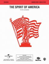 SPIRIT OF AMERICA, THE (SONG KIT #29)