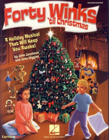 FORTY WINKS'TIL CHRISTMAS
