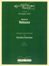 Overture To Nabucco (Full Orch)