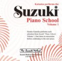 Suzuki Piano School 1 CD Kataoka
