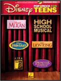 Disney Pop Rock For Teens Womens (Bk/Cd)