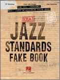 Real Jazz Standards Fake Book
