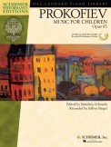Music For Children Op 65 (Bk/Cd)
