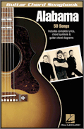 Alabama Guitar Chord Songbook