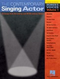 Contemporary Singing Actor Vol 1(Women)