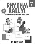 Rhythm Rally Lev 1