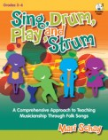 Sing Drum Play and Strum (Bk/Cd)