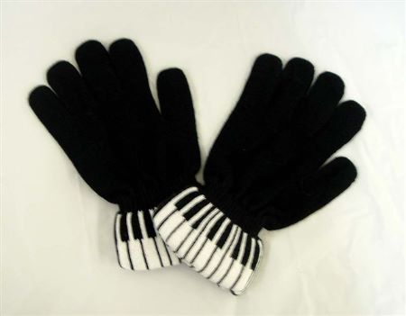 Gloves: Keyboard