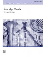 Sunridge March: B-flat Tenor Saxophone